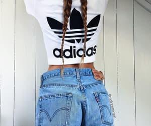 adidas and grunge image