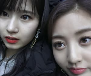 twice, sana, and jihyo image