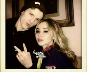 sabrina carpenter and tom holland image