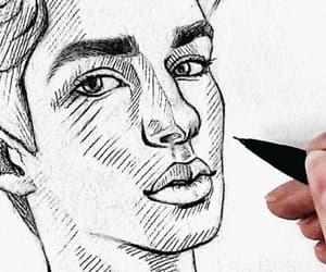 drawing and manu image