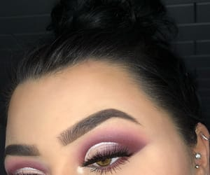 beauty, highlighter, and nails image