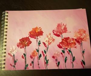 acrilic, art, and draw image