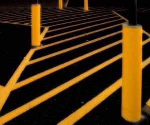 crossing, crosswalk, and lines image