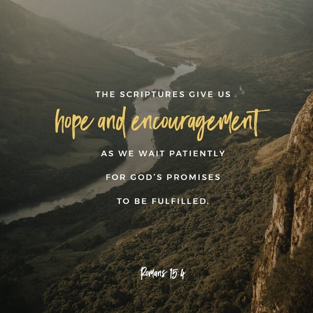 hope, daily, and god image