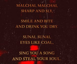 quote, this savage song, and sunai image