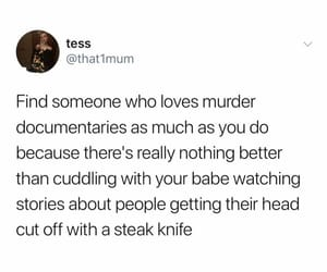 cuddles, life, and murder image