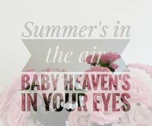 flower, lyric, and Lyrics image
