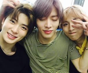 yuta, jaehyun, and winwin image