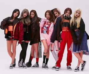 clc, kpop, and crystal clear image