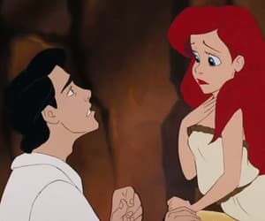 gif, ariel, and eric image