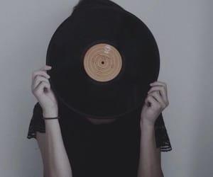 music, grunge, and black image