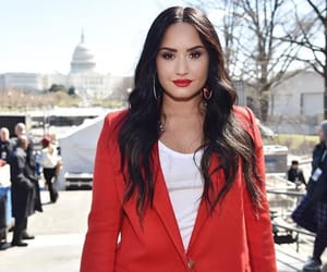 demi lovato, flawless, and idol image