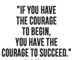 motivation, success, and courage image