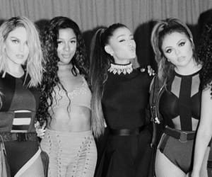 ariana grande, little mix, and perrie edwards image
