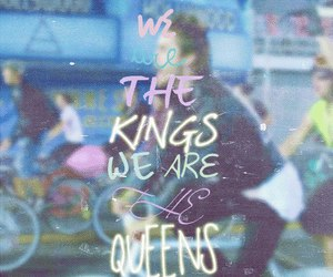 30 seconds to mars and kings and queens image