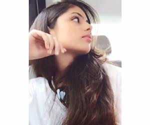 indian girl, cute, and muskan chanana image