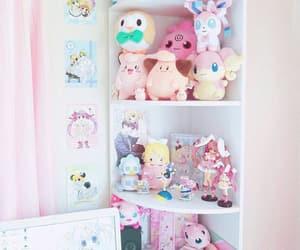 room, kawaii, and organization image