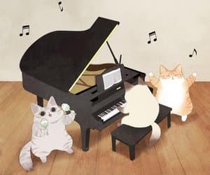 animal, music, and wallpaper image