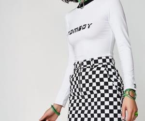 fashion, grunge, and model image