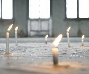 candles and photography image