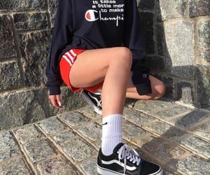 fashion, vans, and champion image