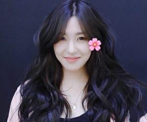 tiffany, tiffany hwang, and kpop image