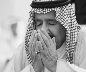 beauty, king, and saudi image
