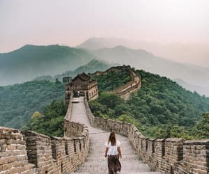 aesthetic, china, and travel image