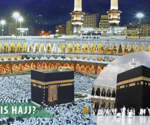 hajj, hajj packages, and hajj 2018 image