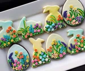 Cookies, sweet, and easter image