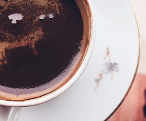 coffee, life, and morning image