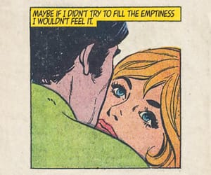 comic, existentialism, and funny image