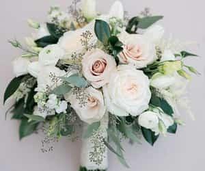 aesthetic, bouquet, and elegant image