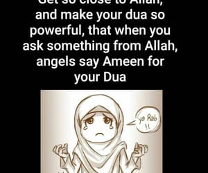 advice, allah, and angels image