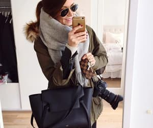 autumn, blogger style, and instagirl image
