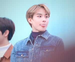 jungwoo and nct image
