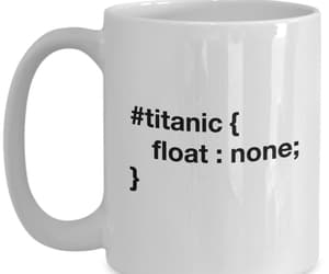 funny mug, funny coffee mug, and css pun image