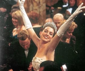 Anne Hathaway, the princess diaries, and princess image