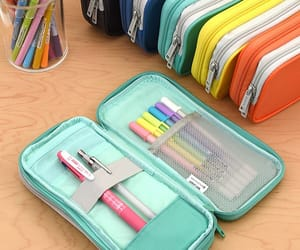 colorful, organization, and schooll image