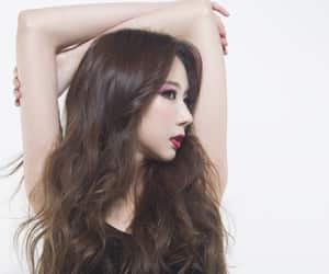 9muses, lee hyemin, and nine muses image