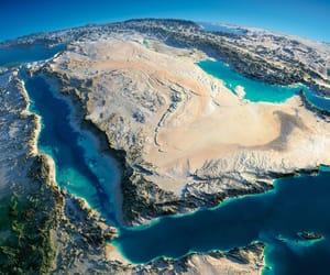 arabia, islam, and kingdom image