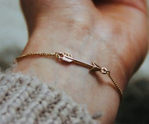 arrow, bracelet, and accessories image