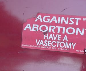 abortion, feminism, and pro-choice image