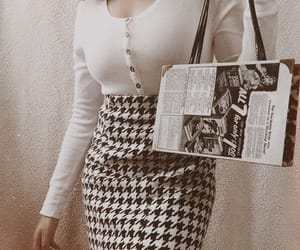 1960s, 60s, and fashion image