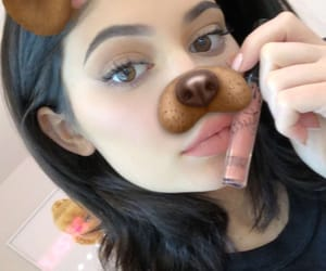 snapchat, kylie cosmetic, and kylie jenner image