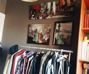 art, closet, and decor image