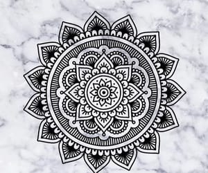 mandala, tumblr, and wallpaper image