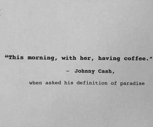 quotes, love, and coffee image