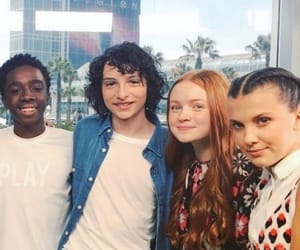 eleven, max, and sinclair image