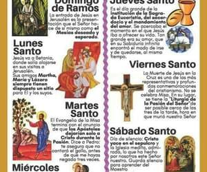 Cristo, semana santa, and religión image
